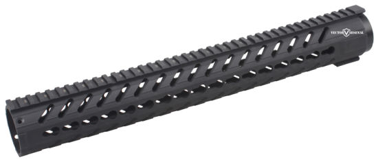 Vector Optics Ultra Lightweight 16.5 Inch Slim Free Float Carbon Fiber Ar15 Keymod Handguard with Picatinny Rail for Ar15 Ar 15 M4 M16 pictures & photos
