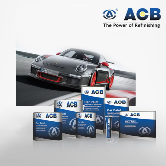 Car Refinish Paint Auto Polyester Putty pictures & photos