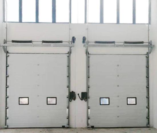 Automatic Steel Garage Door