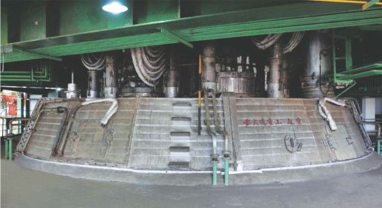 Closed-Type Ferronickel Industrial Melting Electric Arc Furnace for Sale