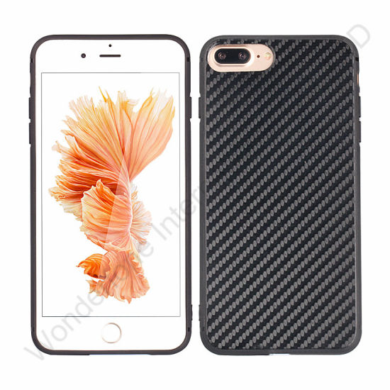 New Leather TPU Phone Case for iPhone 7