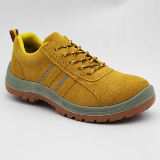 China Hot Selling Durable and Comfortable Safety Shoes Steel Toe