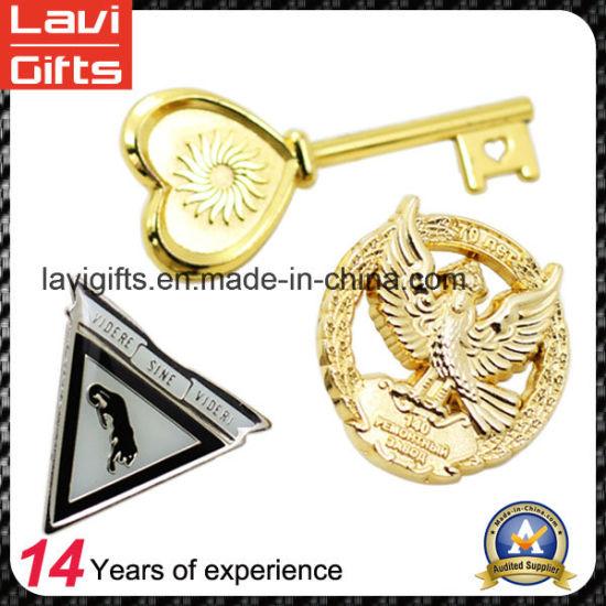 China Wholesale Promotional Gift Cheap Custom Lapel Pins No Minimum
