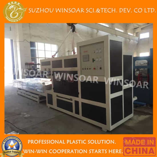 Automatic Expanding Belling Machine for Plastic PVC Pipe Extrusion Line