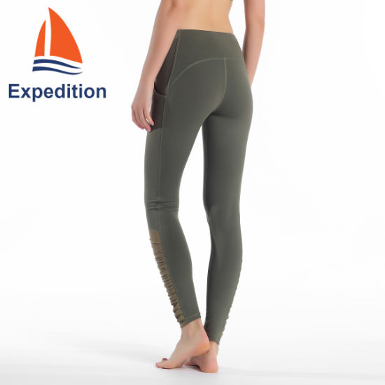 Ladys Tight Yoga Pants For Exercise And Yoga Wear China Yoga Wear And Clothing Price Made In China Com