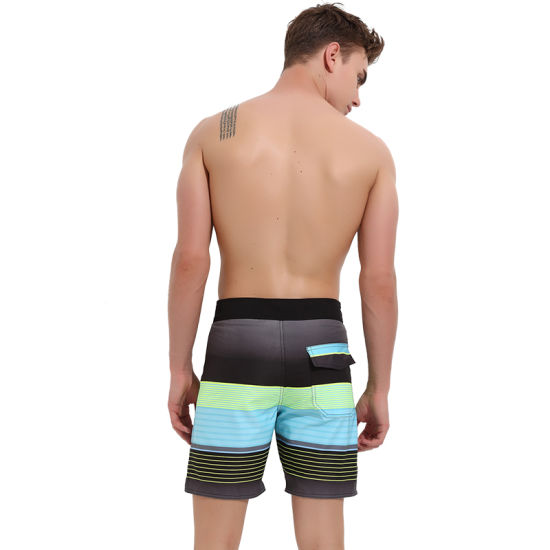 LYLIFE Mens Surf Board Shorts Swimming Trunks Beach Shorts Board Shorts