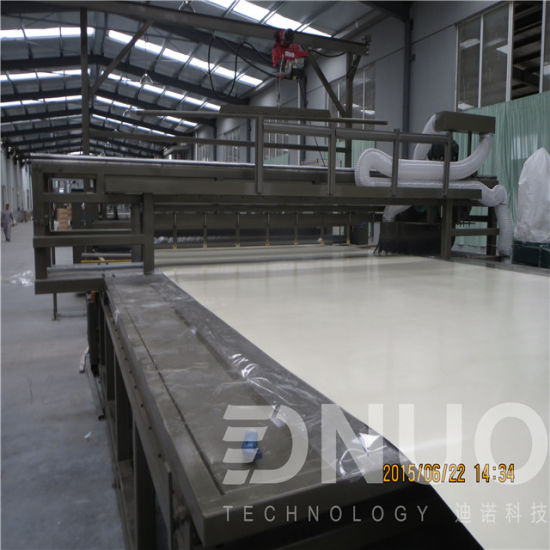 Fiberglass Panels for Trailer FRP Coil Making Machine