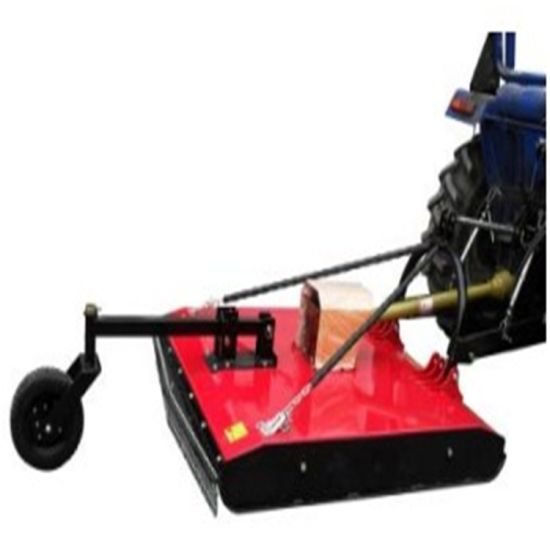 Heavy Duty Flail Mower Lawn Mower Tractor Mower with Ce
