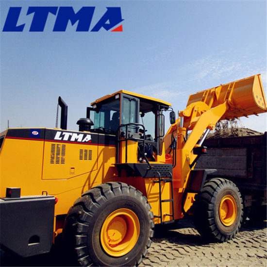 Ltma New 5 Ton Front End Loader Prices for Sale pictures & photos