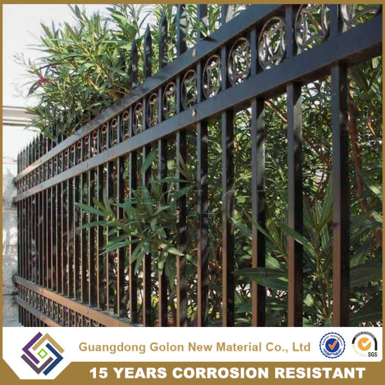 Powder Coated Canada Temporary Construction Fence pictures & photos