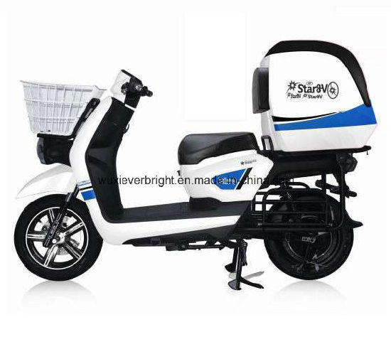 Cheap Hot Sale Green Power Electric Scooter Motorcycle pictures & photos