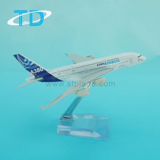 House Color A380 Scale 1/500 Metal Diecast Aeroplane Model pictures & photos