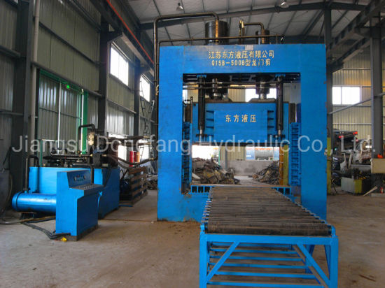 Plate Aluminum Sheet Shearing Machine with Factory Supply