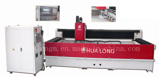 CNC Stone Processing Center Milling and Edge Polishing for Countertop Making Machine