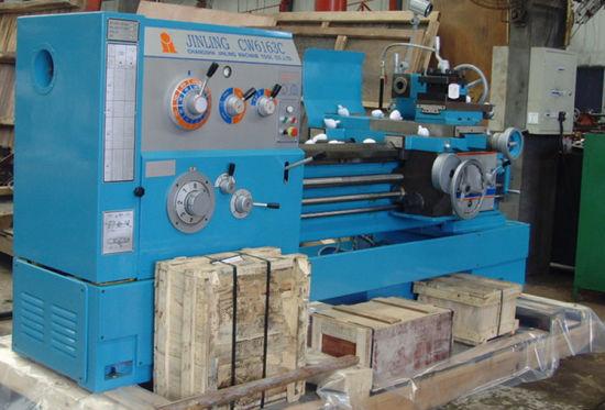 Horizontal Manual Lathe Machine (CW6163C-6000MM)