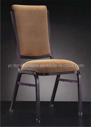 Chinese Hotel Furniture Living Room Square Dining Chair (YC-B80)