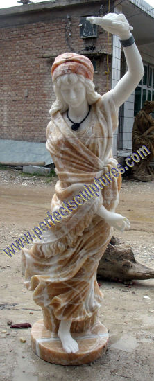 Stone Marble Sculpture for Garden Decoration (SY-C1232) pictures & photos