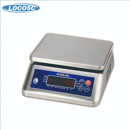 Locosc Electronic Single Display Weighing Scale