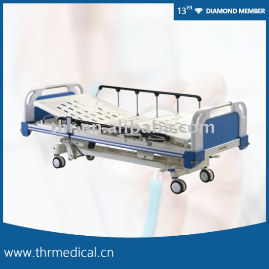 Five Function High Quality Electric Hospital Bed (THR-EB601)