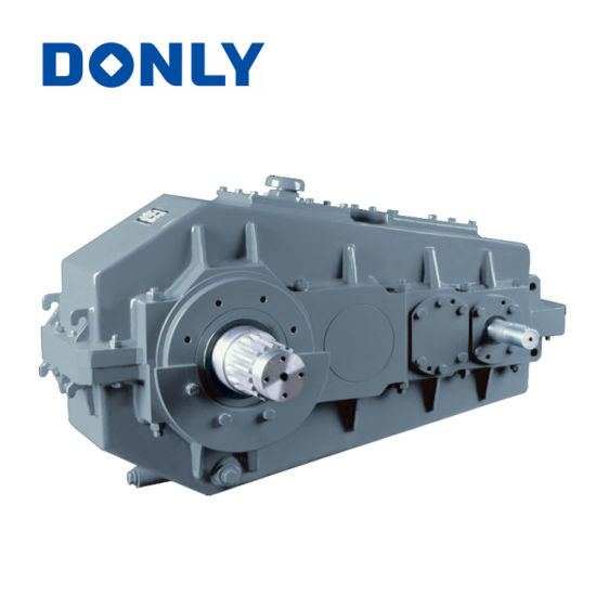 Dlqy. S Three-Supporting Point Solid Shaft Crane Gearbox