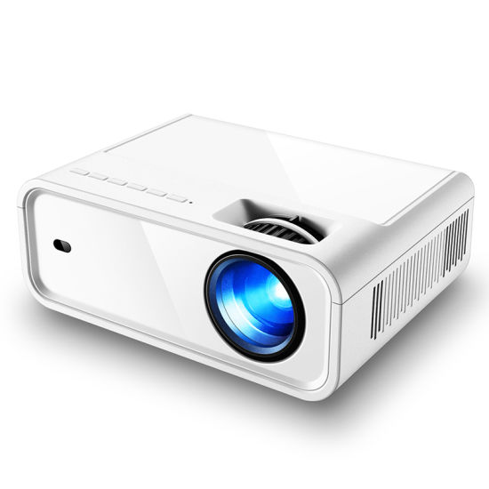 Wholesale Price 720p HD LCD Multimedia LED Smart Mobile Home Theater Mini Video Projector in Stock