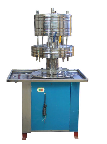 Semi Automatic Plastic / Glass Filling Machine for Water and Wine
