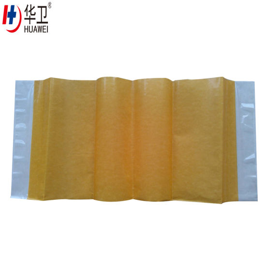 Medical Surgical Sterile PU Film Hypoallergenic Dressing Incise Dressing Surgical Incise Drape