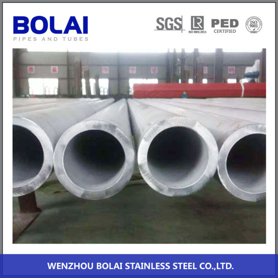 ASTM312 TP304 Cold Rolled Steel Pipe Thick-Walled Seamless Stainless Steel Tube