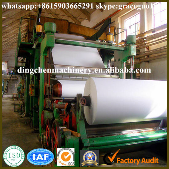 Alibaba China Supplier Best Selling 2400mm Writing Paper A4