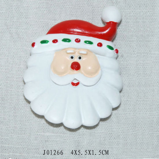 Christmas Promotion Items of Polyresin Fridge Magnets pictures & photos