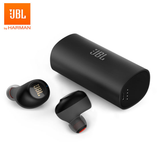 Jbl C230tws Wireless Bluetooth 5.0 Stereo Earbuds Bass Sound Headset with Mic Charging Case pictures & photos