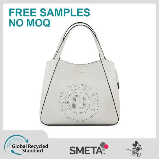Fashionable Lady Cross-Body Bag Laser PU Leather Handbag