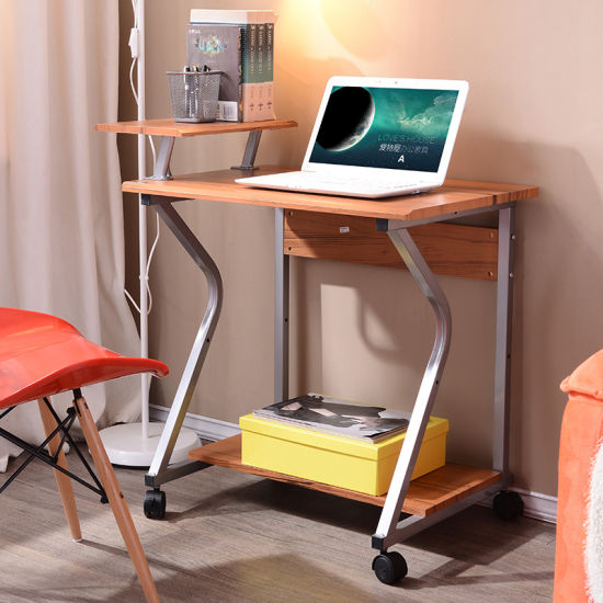 Home Office Furniture Mobile Computer Table for Study pictures & photos