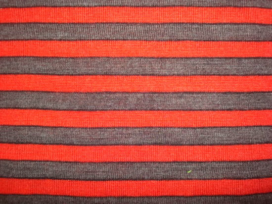 Yarn Dyed Wool Blenched Jersey Fabric pictures & photos