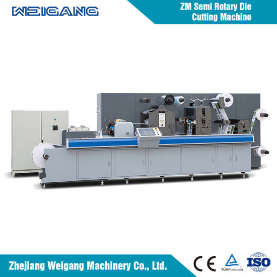 Label Die Cutting /Finishing Machine for Digital Press