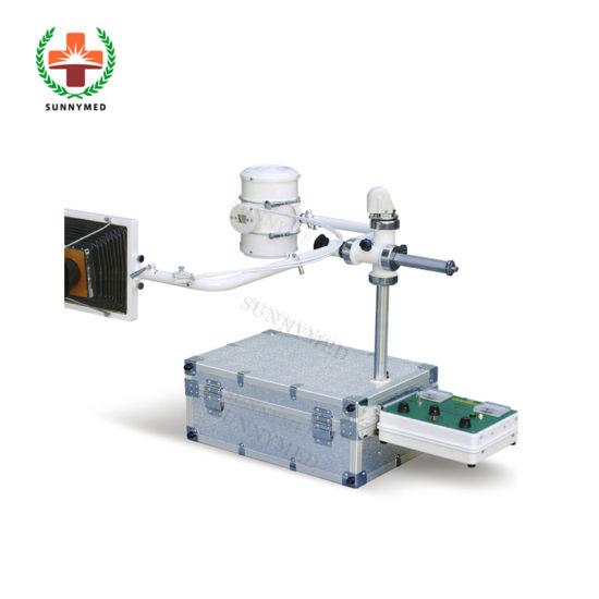 Sy-D001 Hopsital Clinic Desktop Portable 10mA X-ray Machine Price