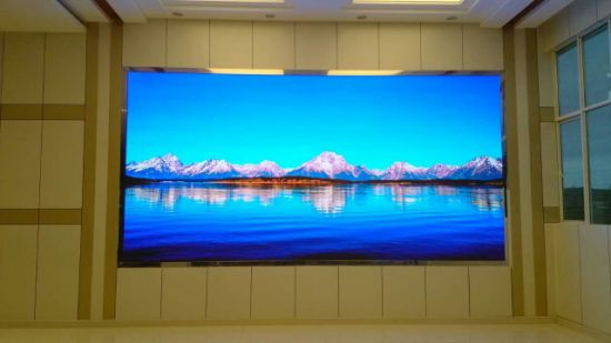 Low Power Consumption P3 Indoor Full Color LED Display Screen Video Wall with 5124, 5252, 2053, 5153 IC