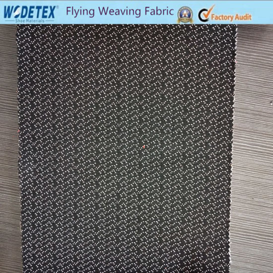 Wodetex Flying Weaving Fabric Fly Knit Shoes Upper for Footwear