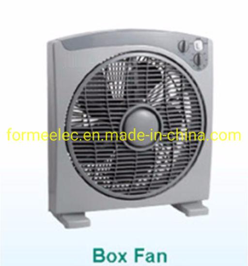 """Electric Fan 10 Inch Table Fan 10"""" Desk Fan Desktop Fan Box Fan"""