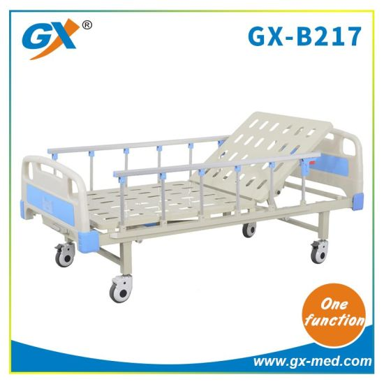 Manual Crank Home Care Bed for Elderly