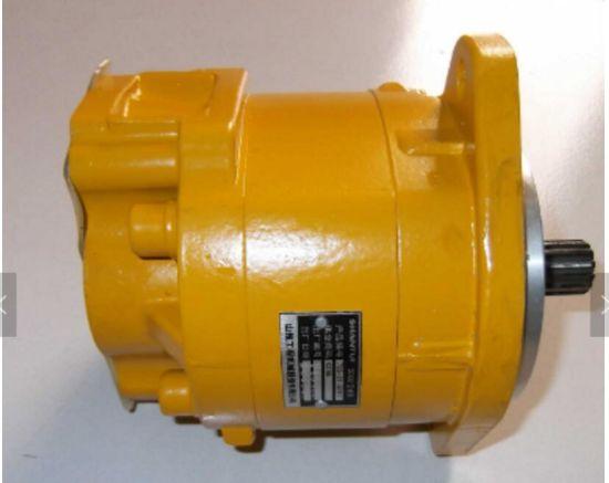 Shantui Bulldozer Spare Parts SD22 SD23 Transmission Pump Assy 705-21-32051
