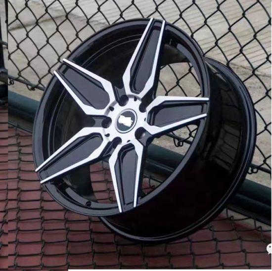 OEM, ODM Forged Steel Passenger Car Aluminum Replica Alloy Rim Wheels