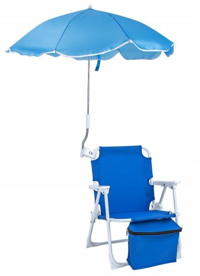 Kid Folding Camp Chairs With Carrying Bag.Kids Camping Chairs With Umbrella Portable Carry Bag Great For Camping Sporting Events Beach Travel Backyard Patio