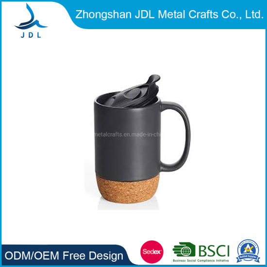 Wholesale Stainless Steel Vacuum Thermos Travel Coffee Mug with Lid (19)