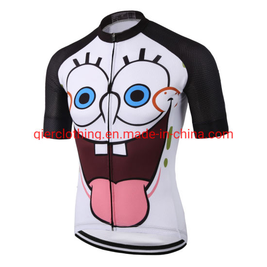 Breathable Custom Sportswear Kids Bike Clotheschildren Cyclingwear T-Shirt and Shorts Cycling Set Bicycle Clothes Bike Jersey with Long History
