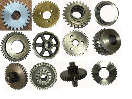 Custom High Precision CNC Gear Shaping Grinding Shaving with Factory Price