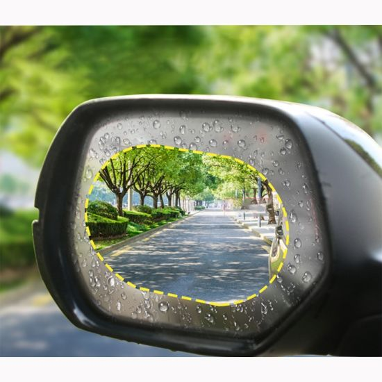 Amazon Best Seller Car Rearview Mirror Rainproof Film Car Side Window  Rainproof Film Anti Fog Film for Car Mirror - China Car Rearview Mirror, Car  | Made-in-China.com