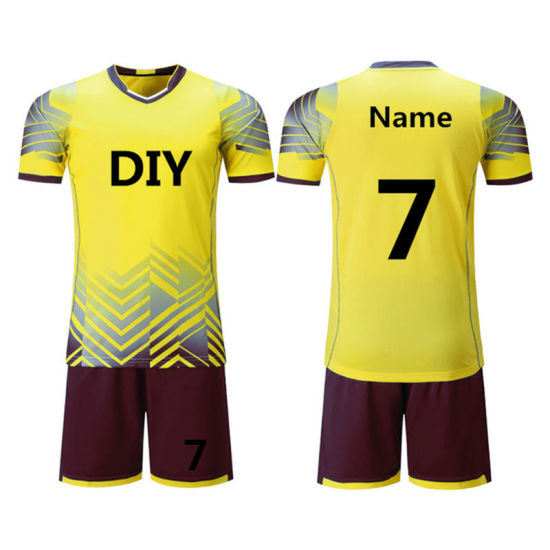 9ce62a3c31c China Cheap Printing Custom Sublimation Soccer Jersey with Your Logo ...