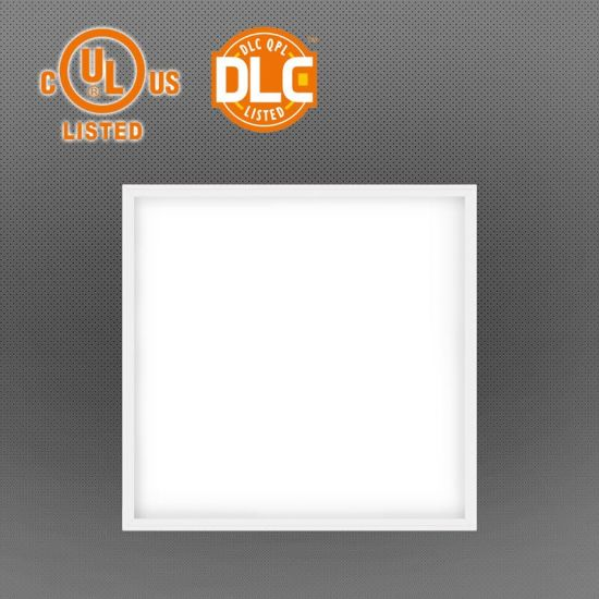 Dlc Indoor 2X2FT LED Panel Light Dimmable 130lm/W pictures & photos