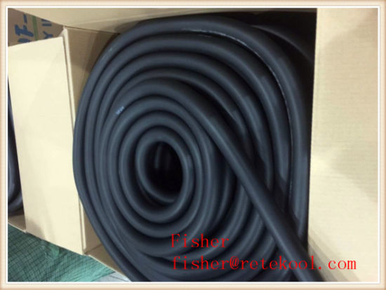 China Elastomeric Rubber Insulation Tube for HVAC - China